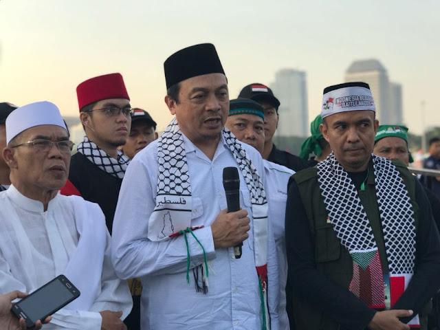 Bachtiar Nasir: Isu Prabowo Mau Buat Indonesia Khilafah Tudingan Tolol