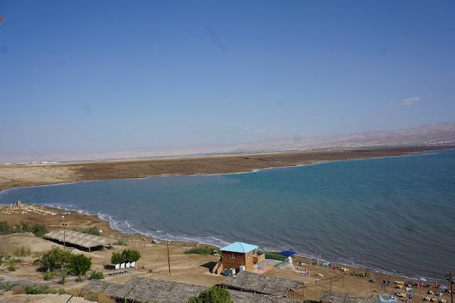 חוף ביאנקיני - צפון ים המלח