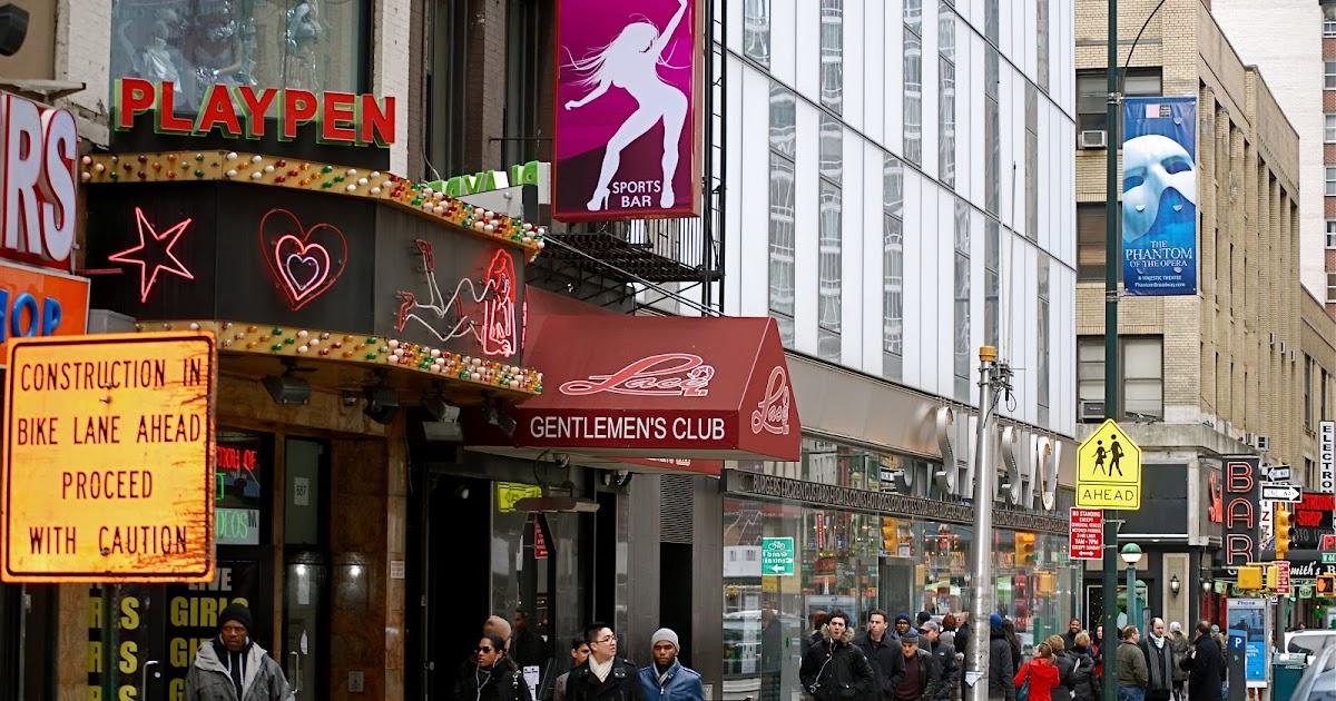 Eighth avenue adult arcade