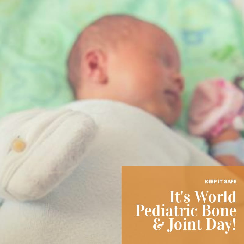 World Pediatric Bone and Joint Day Wishes Sweet Images