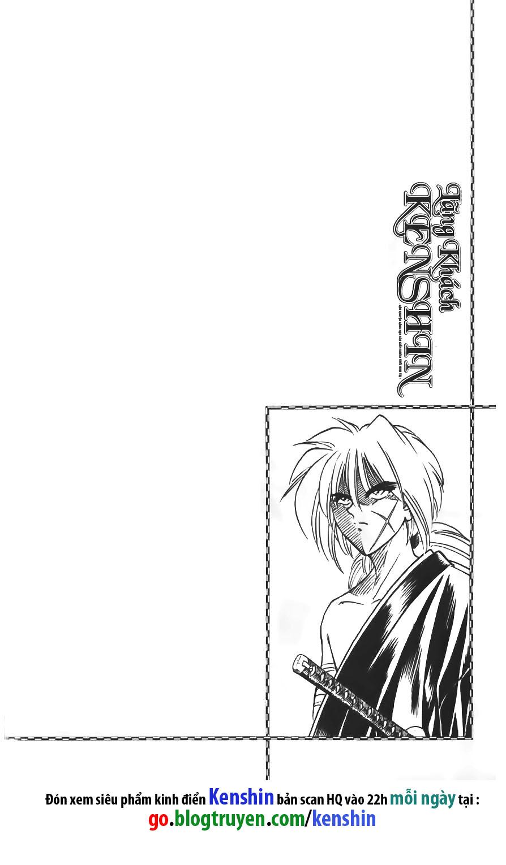 Rurouni Kenshin chap 43 trang 1