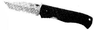 Складной нож компании «Бенчмейд» (США), разработанный Эрнестом Эмерсоном