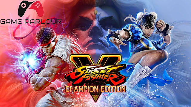 Download Street Fighter 5 For PC Highly Compressed