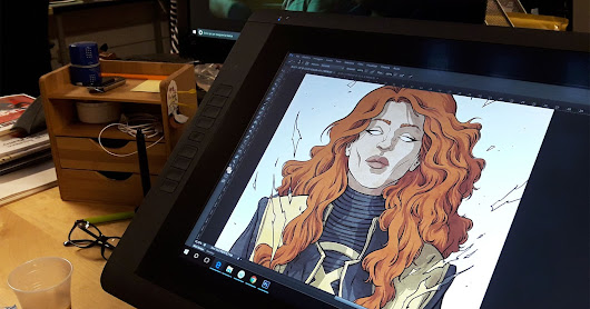 Jean Grey - Art Commission
