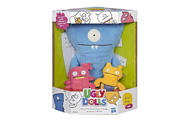 San Diego Comic-Con 2019 Exclusive Uglydolls Artist Series Hug Plush Set by Hasbro