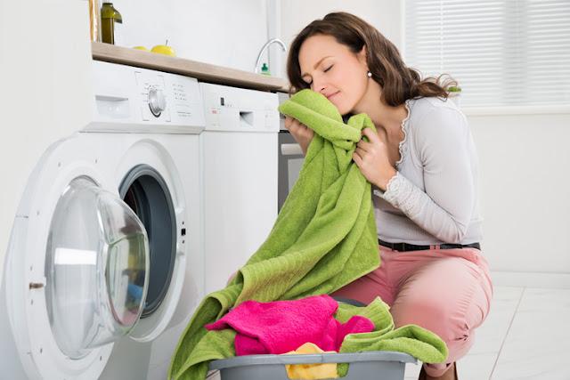 Add Vinegar To Your Washing Machine