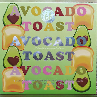 Paleta Avocado Toast