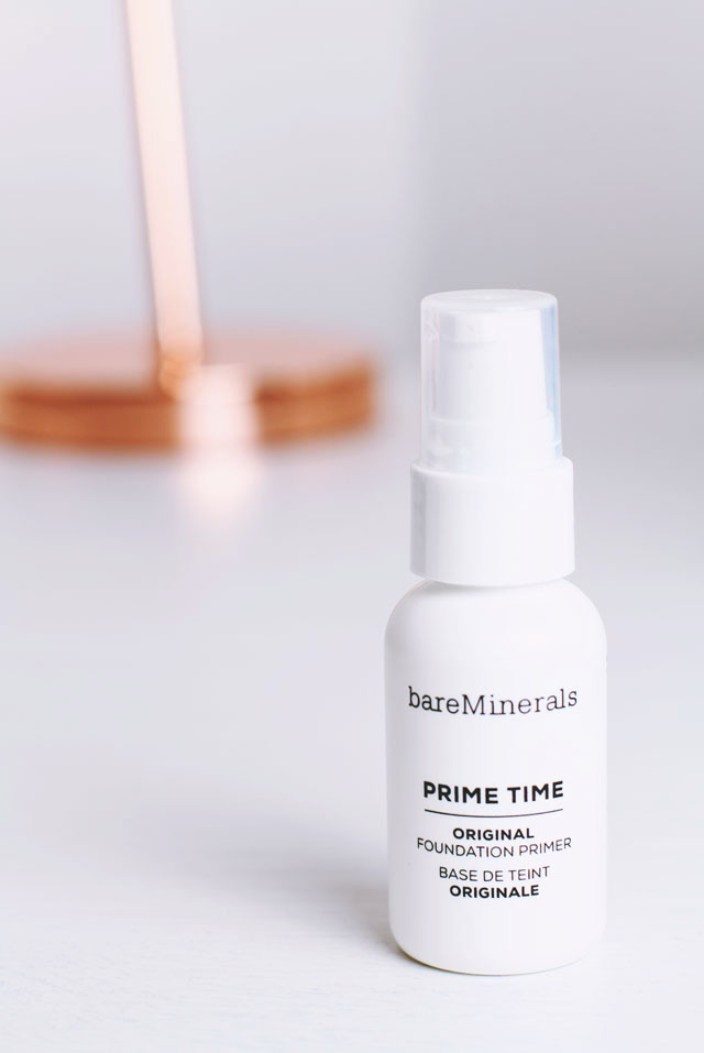 Bare Minerals Prime Time Foundation Primer Review