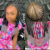 20 PERFECT CHRISTMAS HAIR IDEAS FOR LITTLE GIRLS - PHOTOS