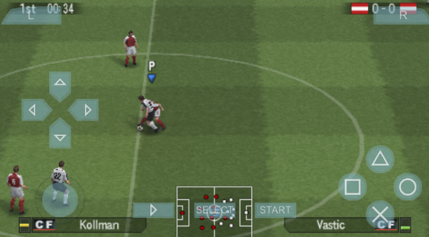 download game winning eleven 10 ppsspp