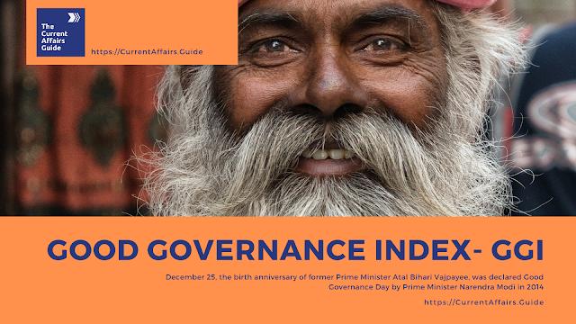 Good Governance Day - 25th December
