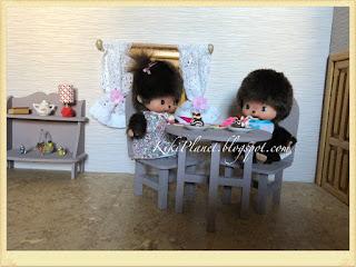 kiki monchhichi bebichhichi f^te des mères mother day cute toys life poupée doll