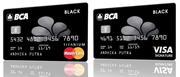 Bca Black Card