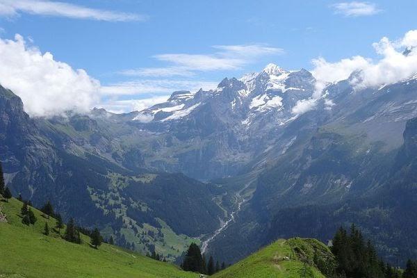 Blüemlisalp, Bernese Oberland