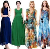 Types of Maxi Dresses (With Pictures) - Daves Fashions