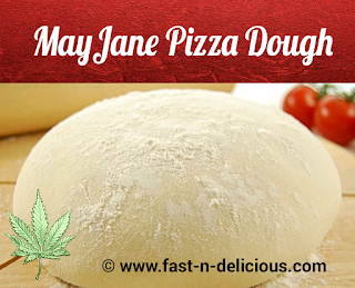 Cannabis Pizza Dough