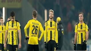 اون لاين مشاهدة مباراة بوروسيا دورتموند وباير ليفركوزن بث مباشر 21-4-2018 الدوري الالماني اليوم بدون تقطيع