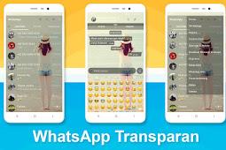 WhatsApp Mod Transparan, Kenali Fitur, Cara Instal dan Update-nya