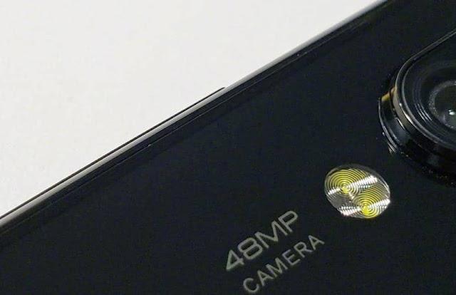 شاومي تسرب صورة لموبايل بكاميرا 48 ميجا بيكسل.