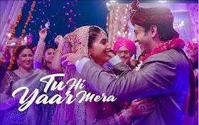 तू ही यार मेरा Tu Hi Yaar Mera Lyrics - Pati Patni Aur Woh
