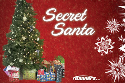 Secret Santa was at Banners.com!