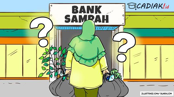 Cara Ampuh Mengelola Bank Sampah UPDATE