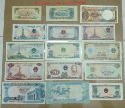 Tiền xưa giá rẻ