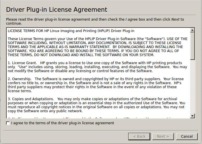 Run like Hell: HP Color LaserJet MFP on Ubuntu: Scan Error