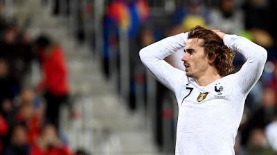 Griezmann irá al Barcelona