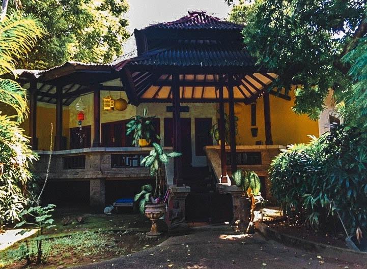 Bali Villa in Kuta Indonesia