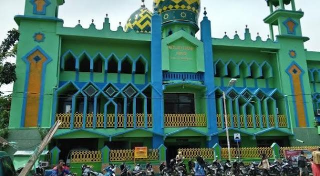 Persekutuan Gereja Papua Persoalkan Menara Masjid dan Suara Azan