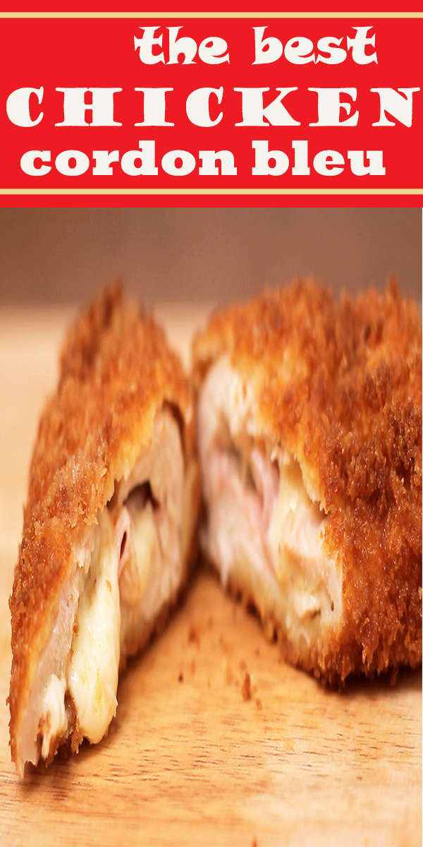 Chicken cordon bleu #Chicken #cordon #bleu #Chickencordonbleu