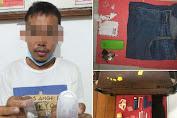 SatRes Narkoba Polres Melawi berhasil amankan SA bawa 1 Paket Sabu