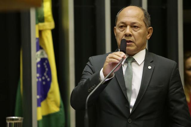 Em reunião com Moro, Coronel Chrisóstomo solicita helicóptero para segurança de Rondônia