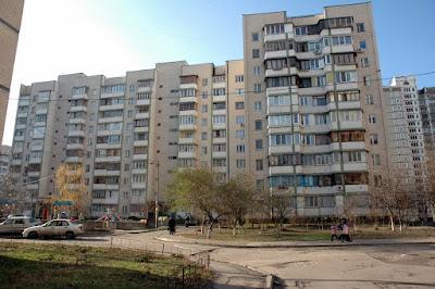 На фотографии изображение Сдам аренда 1к квартиру Киев ул. Чернобыльская 19