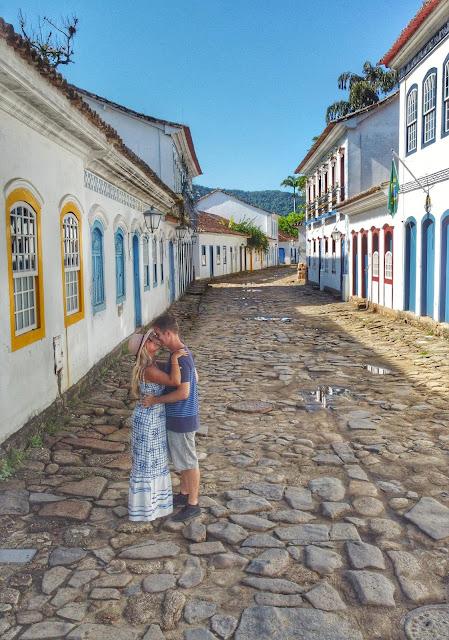 Blog Apaixonados por Viagens - Paraty