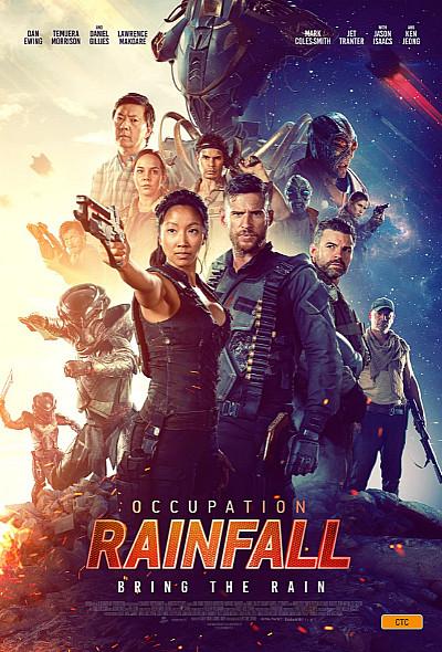 Sinopsis Film Occupation: Rainfall (2020)