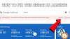 How to fix earning at risk in AdSense