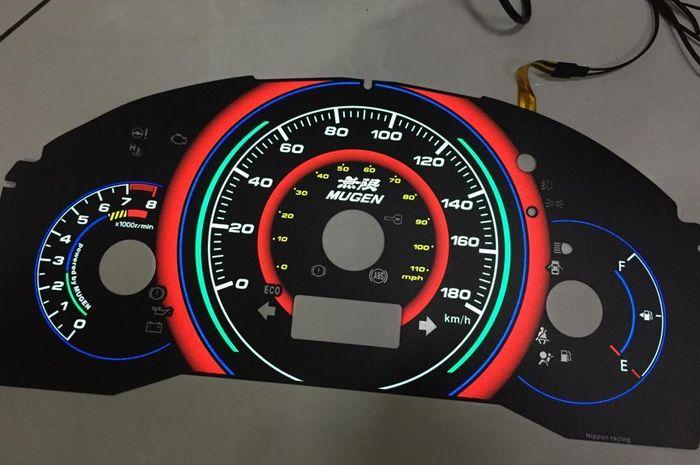 Jasa Custom Speedometer di Kupang