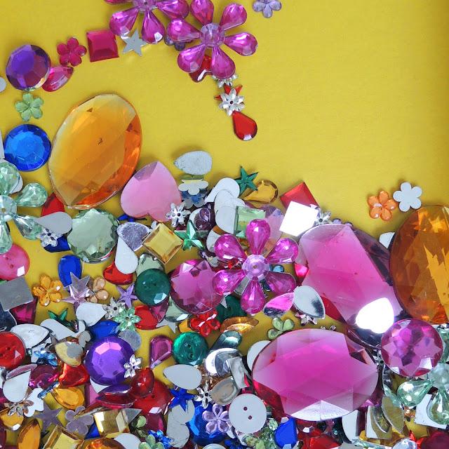 Multicoloured gems