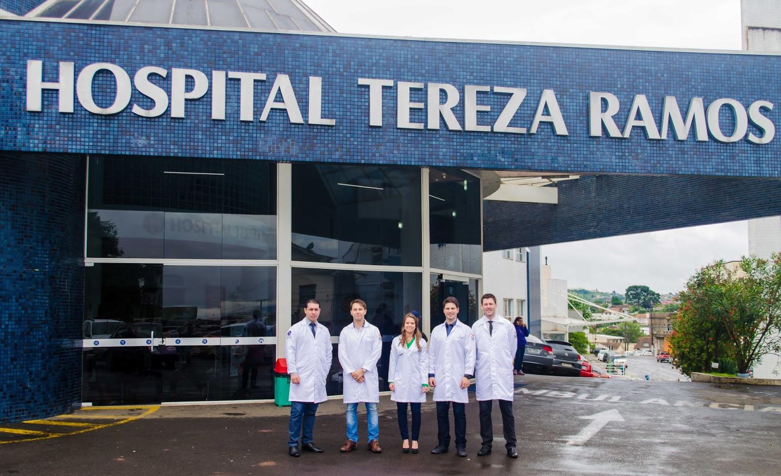 hospital tereza ramos lages fotos