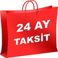 24 Ay Taksitle Alışveriş