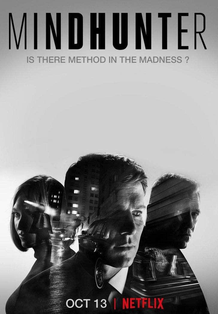 Mindhunter Temporada 1 y 2 Dual Subtitulado Latino 1080p