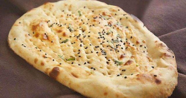 طريقة عمل خبز النان الهندى