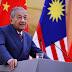 """马来西亚首相马哈迪在北京正式宣布取消两个""""一带一路""""项目"""