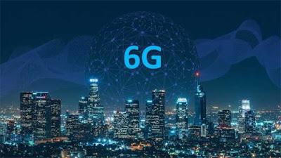 Pengertian Jaringan 6G