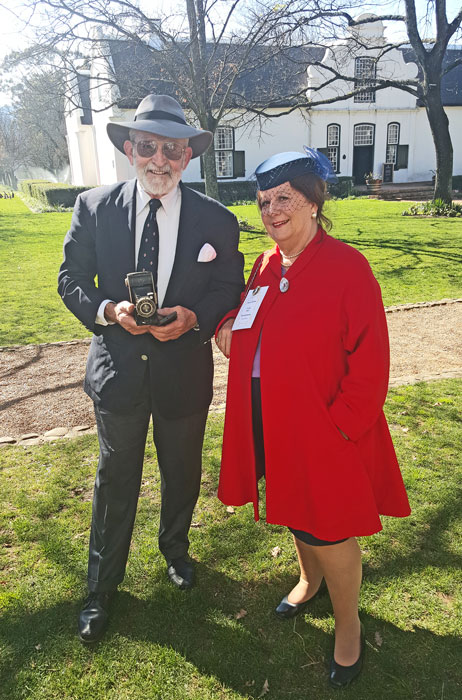 20150820 AG A Vintage day at the 330th Anniversary of Boschendal