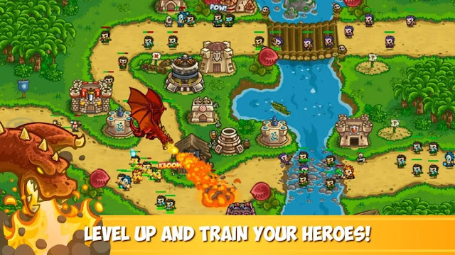 Screenshot Kingdom Rush Frontiers - Apcoid