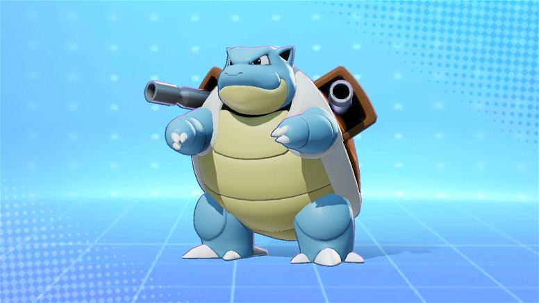 Pokémon Unite - Blastoise