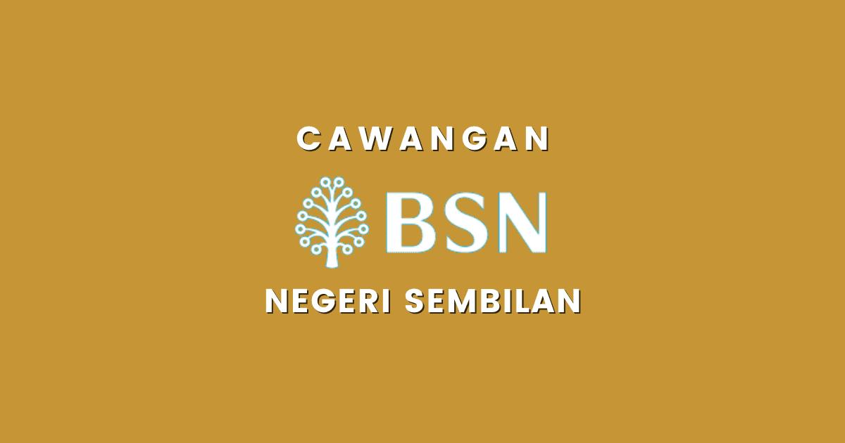 Cawangan BSN Negeri Sembilan